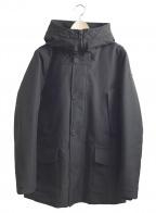 WOOLRICH()の古着「ダウンジャケット」 ブラック