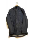()の古着「ナイロンジャケット」 ブラック