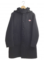 DANTON(ダントン)の古着「ウールコート」 ブラック