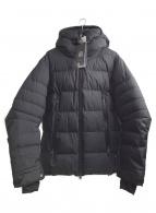AURA(オーラ)の古着「ダウンジャケット」|ブラック