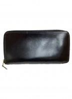 GLENROYAL(グレンロイヤル)の古着「ラウンドファスナー長財布」 ブラック