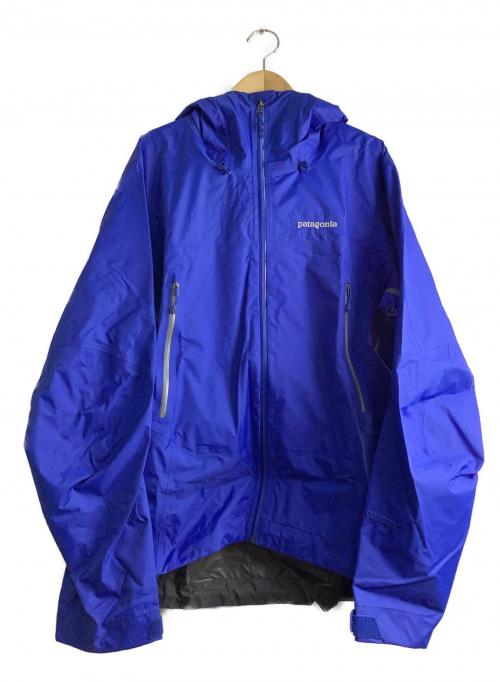 Patagonia(パタゴニア)Patagonia (パタゴニア) ナイロンジャケット ブルー サイズ:S 秋冬物の古着・服飾アイテム