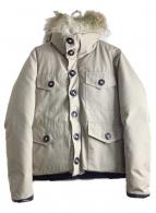 ()の古着「ハミルトンダウンジャケット」|ベージュ