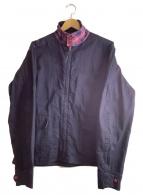 ()の古着「ジップジャケット」|インディゴ