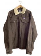 Patagonia(パタゴニア)の古着「ハーベストジャケット」 ブラウン