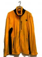()の古着「フリースジャケット」|オレンジ