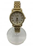 ()の古着「腕時計」|ゴールド