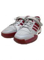 adidas()の古着「スニーカー」|グレー×レッド