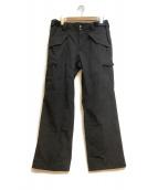 ()の古着「MAINTENANCE INSU PANT」|ブラック
