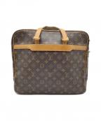 LOUIS VUITTON()の古着「ビジネスバッグ」|ブラウン
