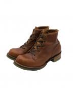 WESCO(ウェスコ)の古着「ブーツ」|ブラウン