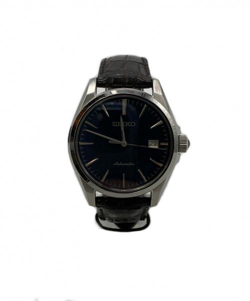 SEIKO(セイコー)SEIKO (セイコー) 腕時計 6R15-03S0 自動巻き 動作確認済み レザー 780148の古着・服飾アイテム