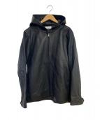 Luis(ルイス)の古着「レザージャケット」|ブラック