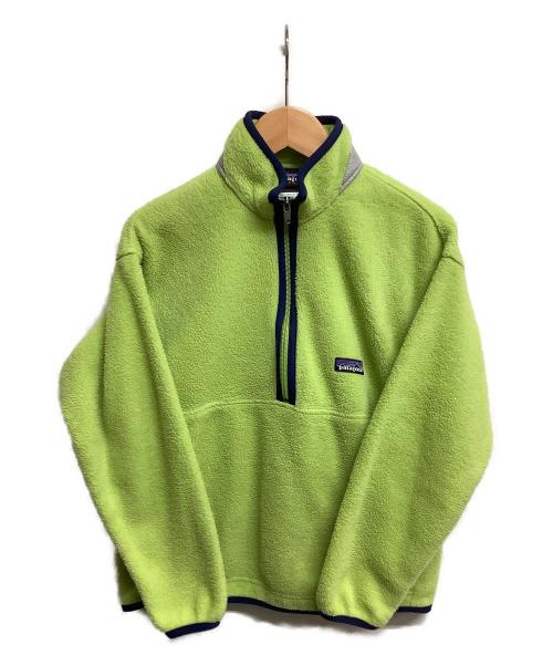 Patagonia(パタゴニア)Patagonia (パタゴニア) フリースジャケット イエロー サイズ:Mの古着・服飾アイテム