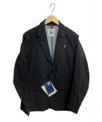 le coq sportif(ルコック・スポルティフ)の古着「テーラードジャケット」|ブラック