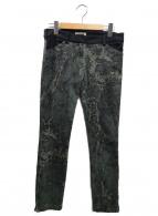 BALENCIAGA(バレンシアガ)の古着「パンツ」|グリーン