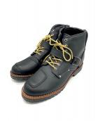 AVIREX(アビレックス)の古着「ブーツ」|ブラック