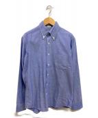 WORKERS(ワーカーズ)の古着「ボタンダウンシャツ」|スカイブルー