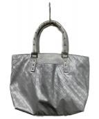 GHERARDINI(ゲラルディーニ)の古着「2WAYバッグ」|ライトグレー