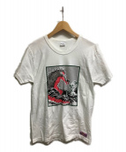 Dry bones(ドライボーンズ)の古着「プリントTシャツ」 ホワイト