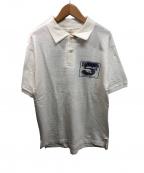WAREHOUSE(ウェアハウス)の古着「ポロシャツ」|ホワイト
