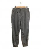 lideal(リディアル)の古着「イージーパンツ」|ライトグレー