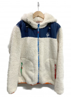 CHUMS(チャムス)の古着「ジャケット」|ホワイト×ネイビー