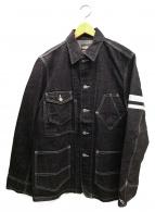 MOMOTARO JEANS(モモタロー ジーンズ)の古着「カバーオール」|インディゴ