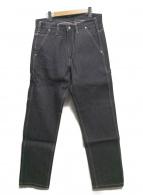 KOJIMA GENES(コジマジーンズ)の古着「デニムパンツ」 ブルー