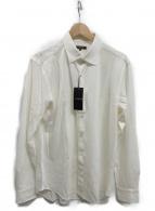 MACKINTOSH LONDON(マッキントッシュ ロンドン)の古着「シャツ」|ホワイト