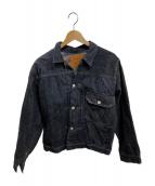 WAREHOUSE(ウエアハウス)の古着「デニムジャケット」|インディゴ