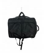 PORTER()の古着「3WAYバッグ」|ブラック