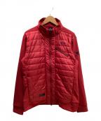 OAKLEY(オークリー)の古着「中綿ジャケット」|レッド