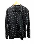 X-LARGE(エクストララージ)の古着「シャツ」|ブラック