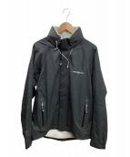 ()の古着「セーリングジャケット」 ブラック