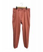 ()の古着「テーパードパンツ」|ピンク