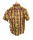 J.PRESS (ジェイプレス) 半袖BDシャツ イエロー サイズ:M 未使用品 チェック:4800円