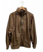 ()の古着「ヴィエントジャケット」|モカ