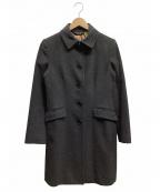 Paul Smith BLACK(ポールスミスブラック)の古着「コート」|グレー