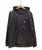 ()の古着「エピック ヘリウム ジャケット」|ブラック
