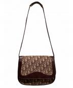 Christian Dior(クリスチャン ディオール)の古着「ショルダーバッグ」|レッド