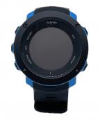SUUNTO(スント)の古着「GPSウォッチ」|ブルー