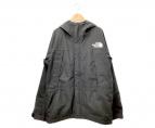 THE NORTH FACE(ザノースフェイス)の古着「マウンテンライトジャケット」|ブラック