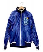 横浜DeNAベイスターズ(ベイスターズ)の古着「レプリカウィンドブレーカー」|ブルー