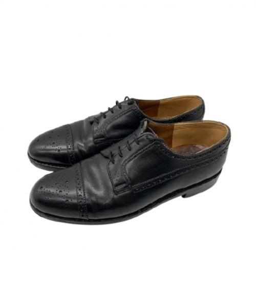 J.M.WESTON(ジェイエムウエストン)J.M.WESTON (ジェイエムウェストン) メダリオンシューズ ブラック サイズ:不明の古着・服飾アイテム
