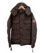 CANADA GOOSE(カナダグース)の古着「カムループスダウンジャケット」|ボルドー