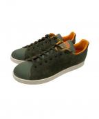 adidas(アディダス)の古着「スニーカー」|オリーブ