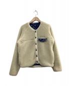 Columbia(コロンビア)の古着「シアトルマウンテン ウィメンズパターンドジャケット」|アイボリー×ネイビー