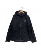 MOUNTAIN HARD WEAR(マウンテンハードウェア)の古着「Leroy Jacket」 ブラック