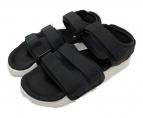 adidas(アディダス)の古着「サンダル」|ブラック×ホワイト